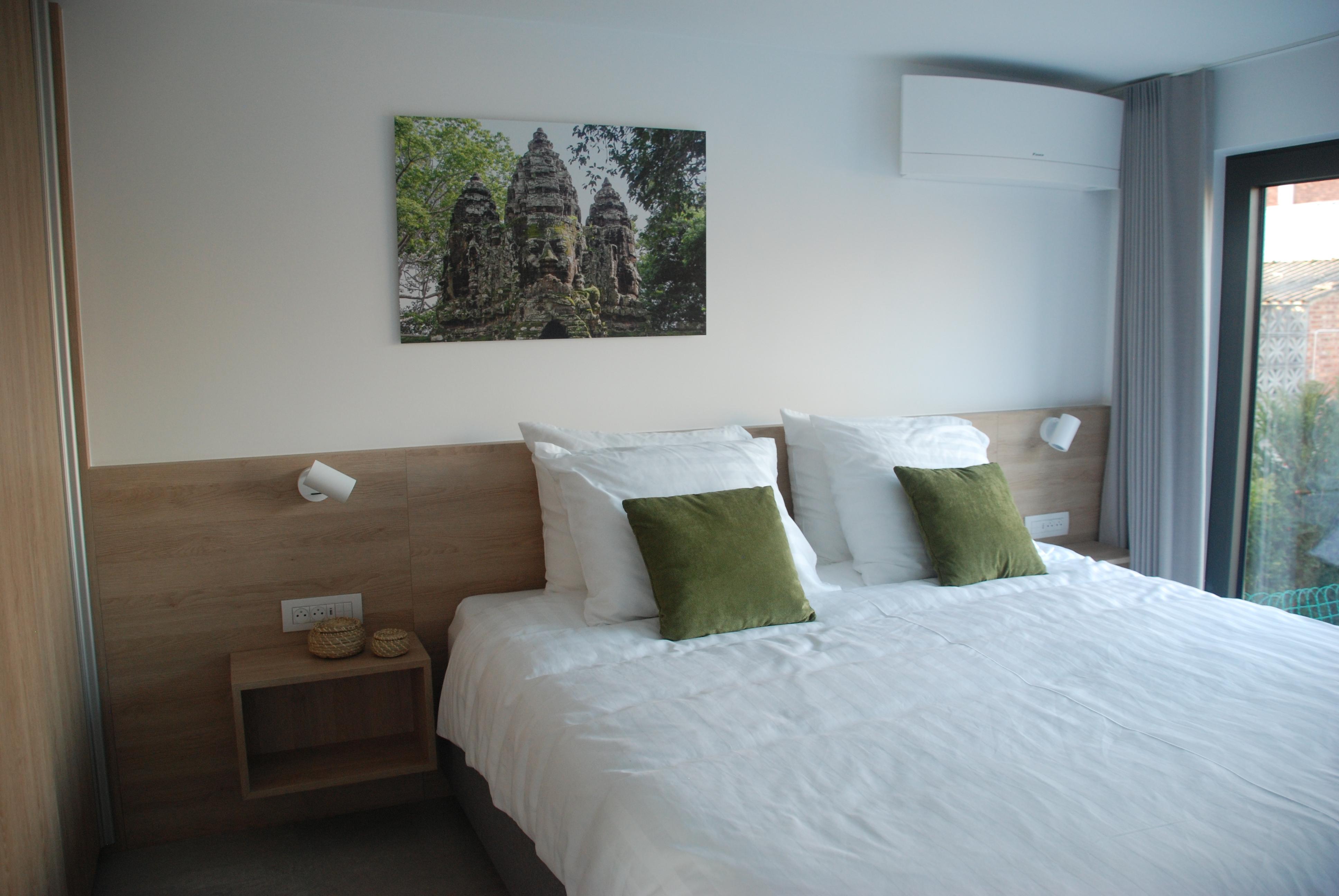 Gelijkvloers slaapkamer cambodja 2