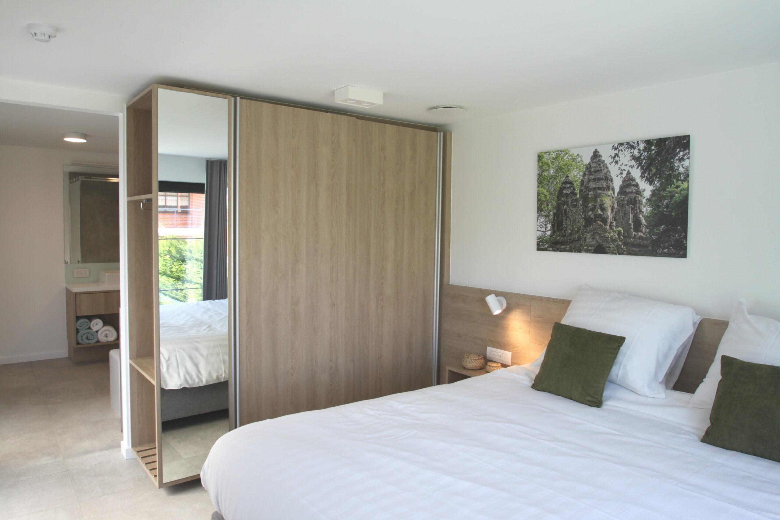 Slaapkamer Cambodja gelijkvloers